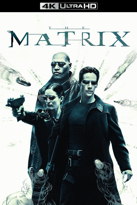 the matrix 4k min - Plex Collection Posters