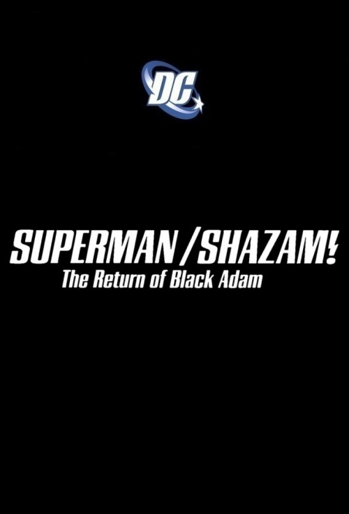 superman shazam the return of black adam version 3