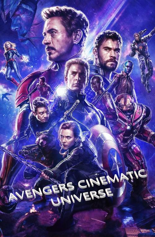 Avengers Cinematic Universe