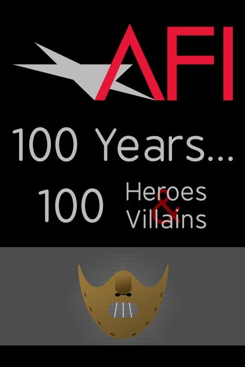 AFI's 100 Years... 100 Villains