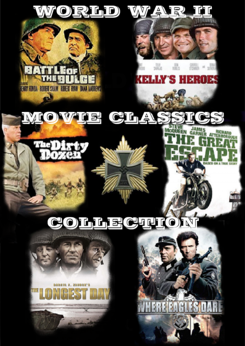 WWII Movie Classics Collection
