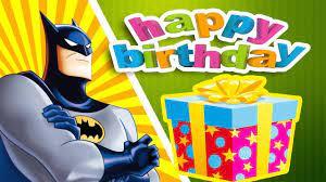 batman happy birthday in hd free download